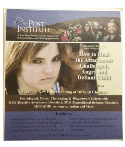 Post-Institute-How-To-Heal-the-Attachment-Challenged-Angry-Defiant-Child